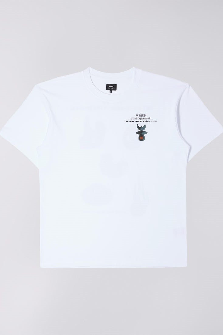 Strange Objects TS White