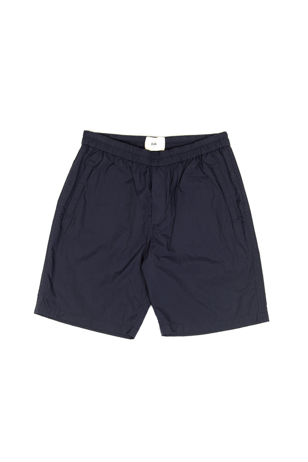 Nylon Short Navy
