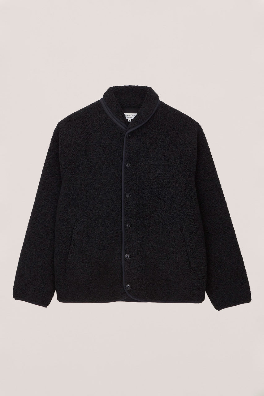 Beach Jacket Black