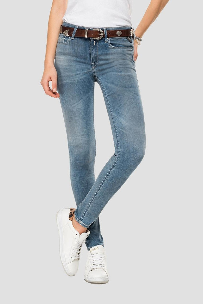 Hyperflex New Luiz Light Blue Denim