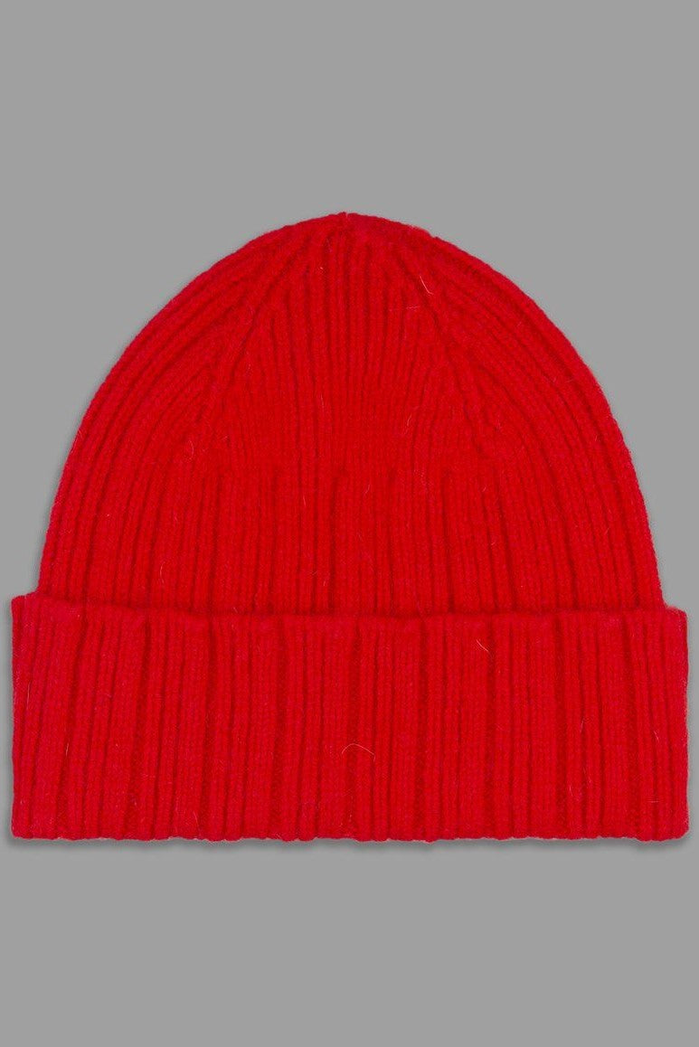 Gilongara Rib Hat Red