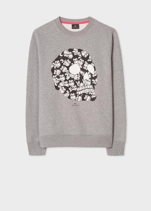Monkey Skull Sweat
