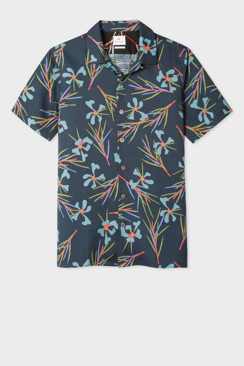 Cuban Floral Shirt