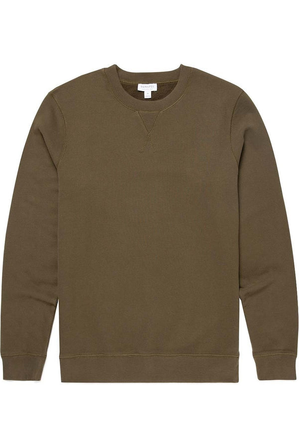 Sweatshirt Military Green