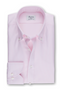 Button Down Pink Houndstooth Shirt
