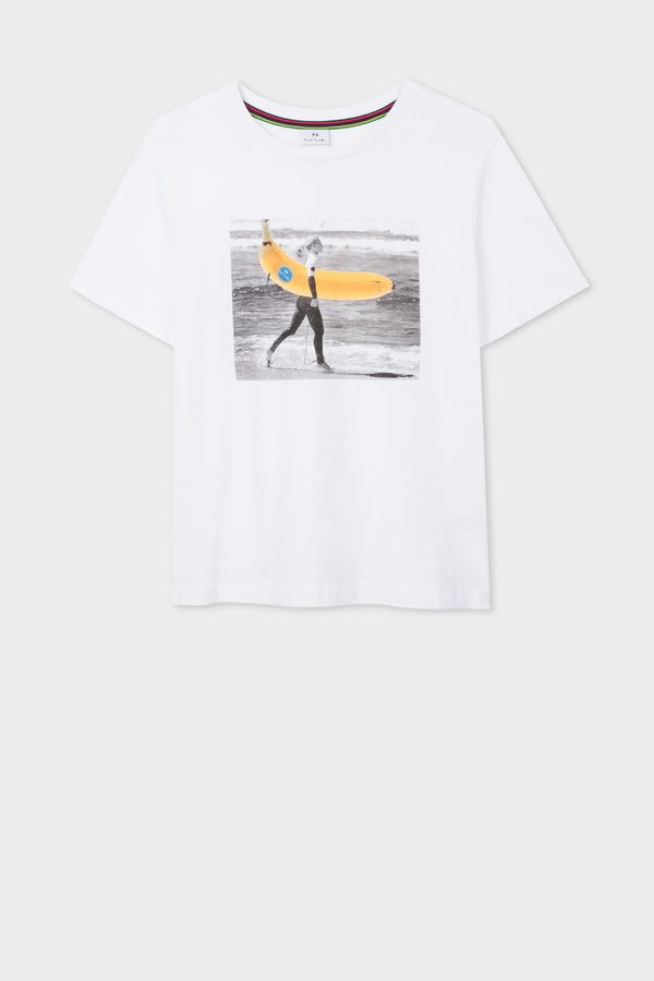 Banana Surfboard T-Shirt