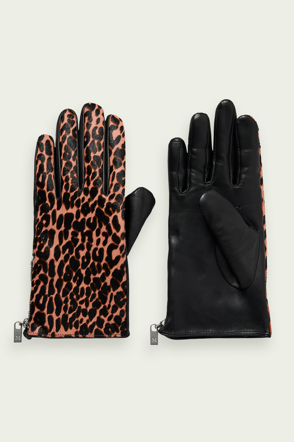 Leather Gloves Combo F