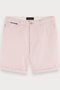 Chino Short Faded Pink