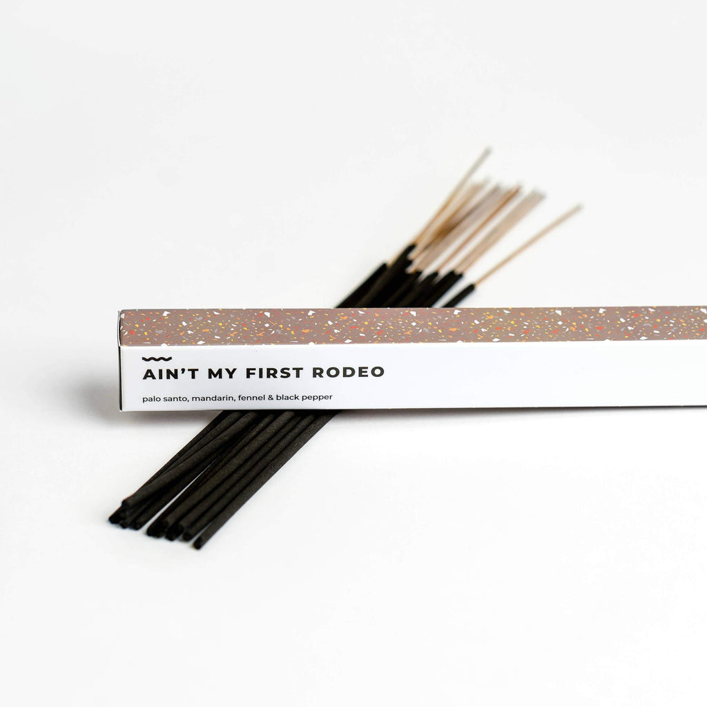 pretti.cool - Incense Sticks - Ain't My First Rodeo