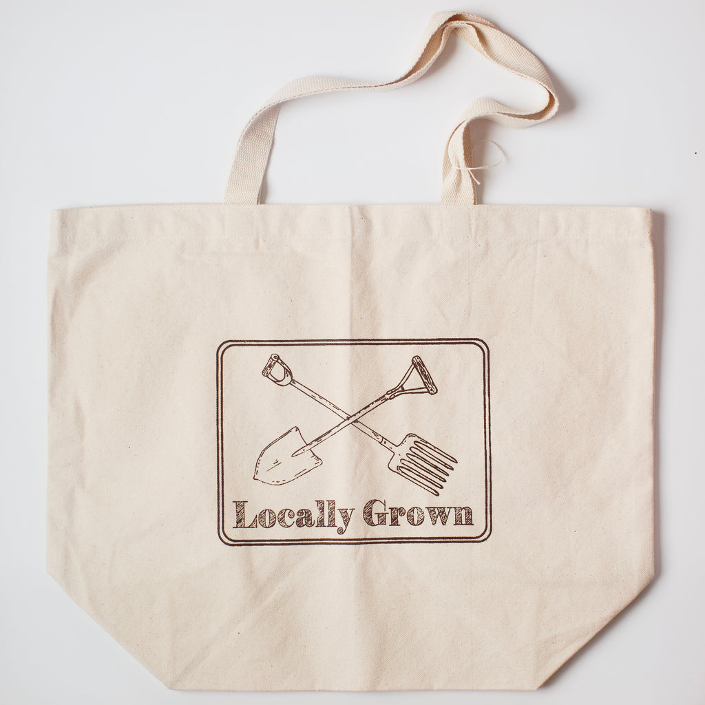 Oh, Little Rabbit – Locally Grown Tote Bag