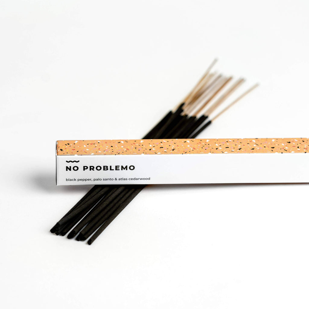 pretti.cool - Incense Sticks - No Problemo