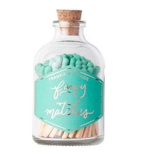 Frankie & Claude – Seafoam Small Match Jar