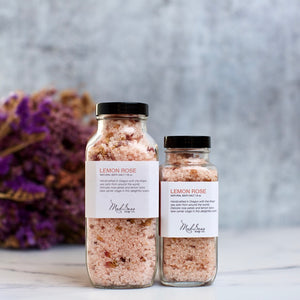 Lemon Rose - Bath Salt