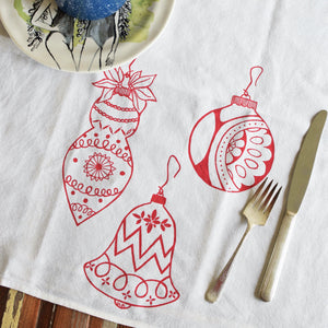 Oh, Little Rabbit – Ornament Cloth Napkins (Set of 4)