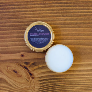Oakmoss & Sandalwood - Beard Balm