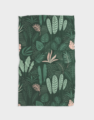 Geometry House - Forest Floor Kitchen Tea Towel