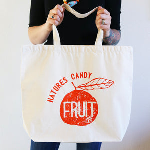 Oh, Little Rabbit – Natures Candy Tote Bag