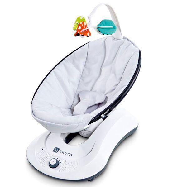 4moms rockaRoo - Grey Rockers & Bouncers 4moms