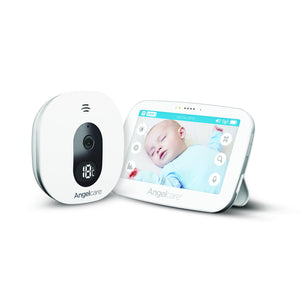 Angelcare Touch Screen Video Sound Monitor 510-2 Monitors Angelcare