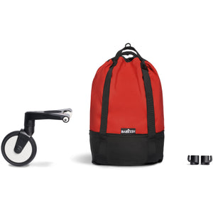 Babyzen YOYO Rolling Bag Pram Accessories BabyZen Red