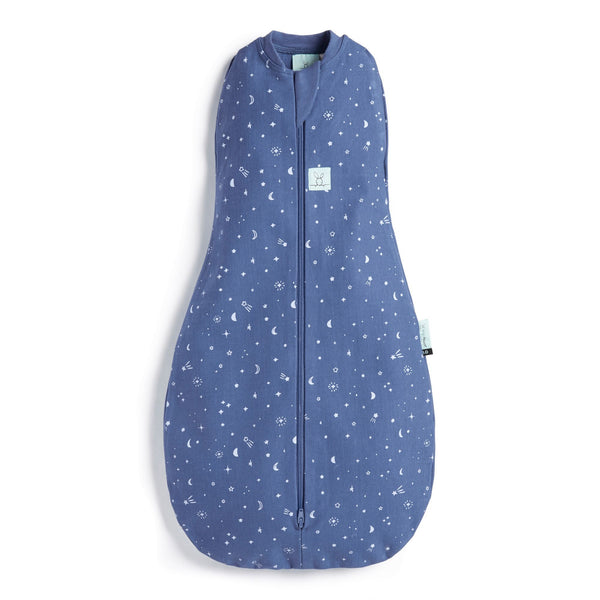 ergoPouch Cocoon Swaddle Bag- Night Sky (1.0 TOG) Sleeping Bags ergoPouch 0000