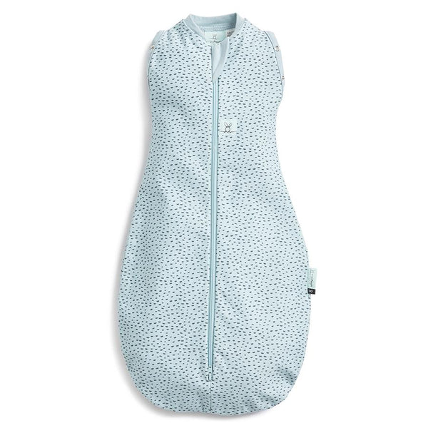 ergoPouch Cocoon Swaddle Bag - Pebble (1.0 Tog) Sleeping Bags ergoPouch 0-3 months