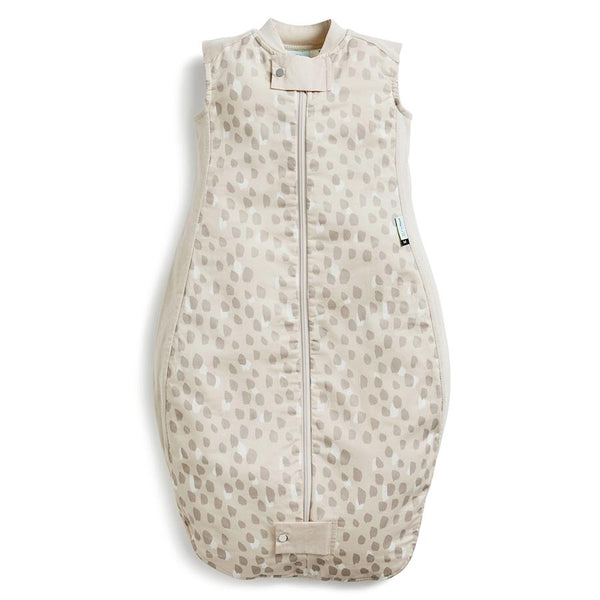 ergoPouch Sheeting Sleeping Bag - Fawn (1.0 Tog) Sleeping Bags ergoPouch 2-12 months