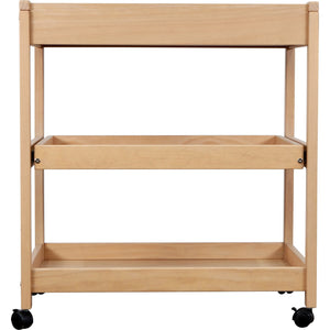 Grotime Bella Changer Nursery Furniture Grotime Honey Elm