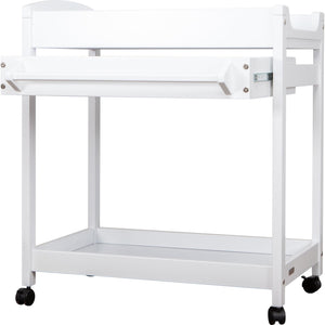 Grotime Duke Changer Nursery Furniture Grotime White