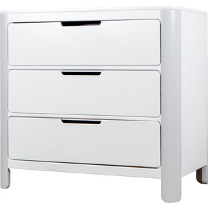 Grotime Helsinki Chest Nursery Furniture Grotime Matte Grey/White