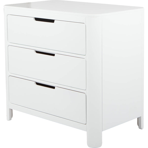 Grotime Helsinki Chest Nursery Furniture Grotime Matte White