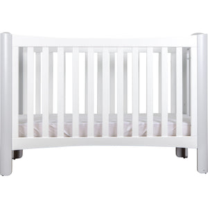 Grotime Helsinki Package - with cot, chest and mattress Nursery Furniture Grotime Grey/Matte White