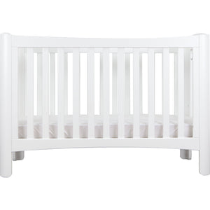 Grotime Helsinki Package - with cot, chest and mattress Nursery Furniture Grotime Matte White