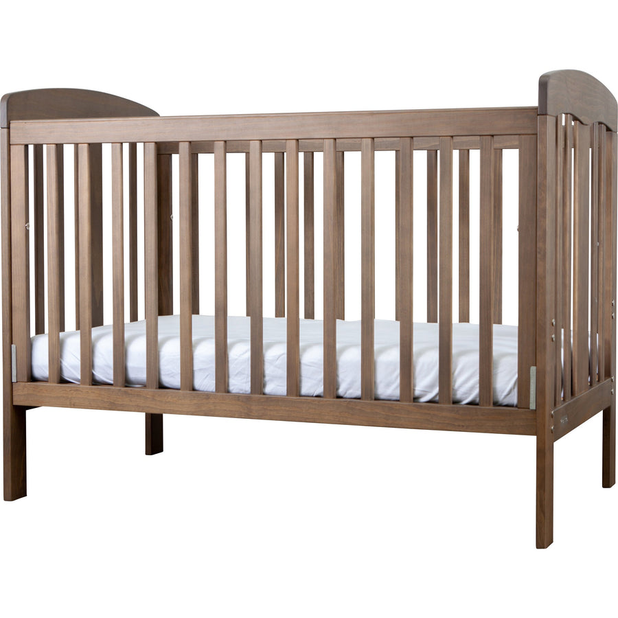 Grotime Pearl Cot Cots Grotime No Mattress White