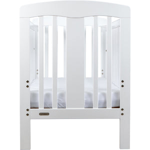 Grotime Pearl Package - with Cot, Mattress, Spartan Chest & Crest Changing Top Nursery Furniture Grotime