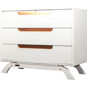 Grotime Retro Chest Nursery Furniture Grotime White
