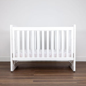 Grotime Rollover Trend Package - with Cot, Mattress, Spartan Chest & Crest Changing Top Nursery Furniture Grotime