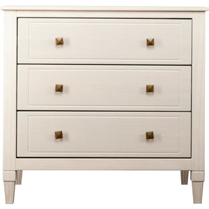 Grotime Vienna Chest - Warm White Nursery Furniture Grotime