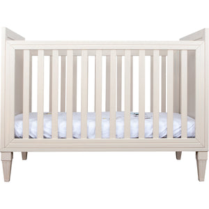 Grotime Vienna Cot - Warm White Cots Grotime No Mattress