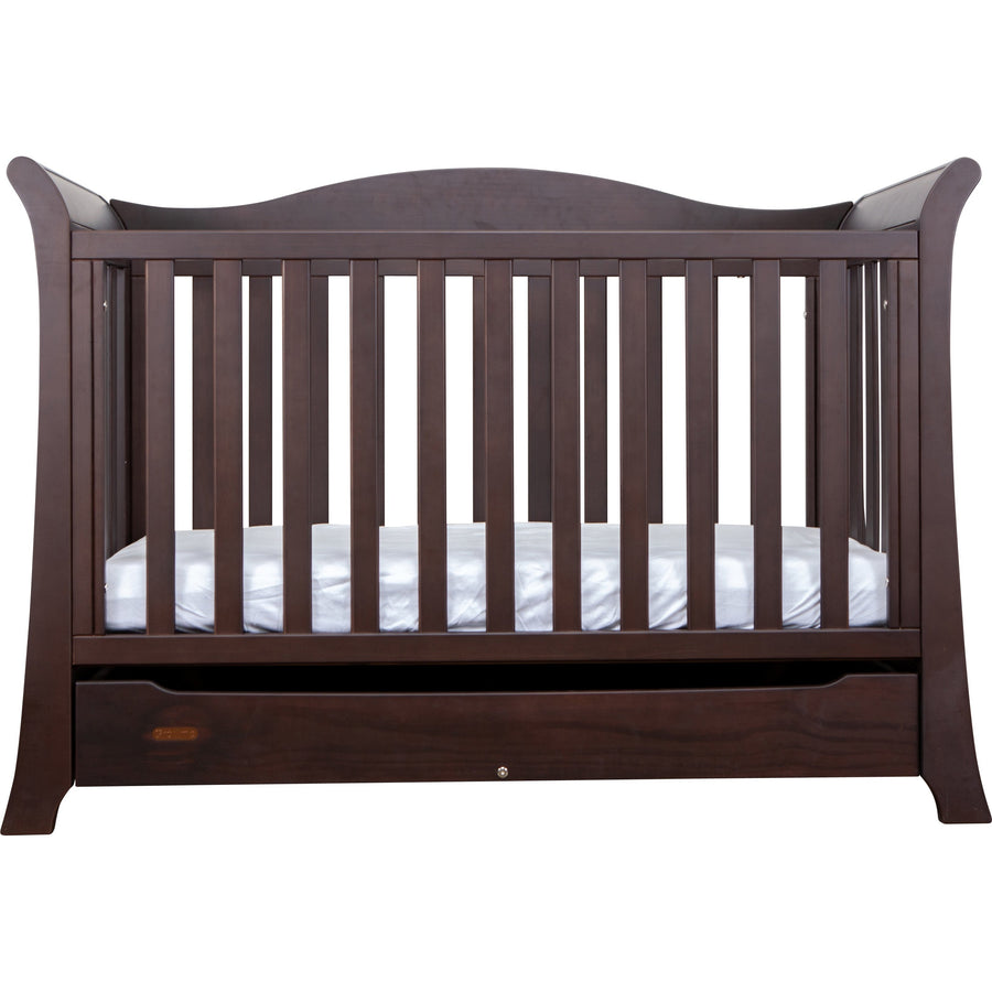 Grotime York Cot Cots Grotime Espresso No Mattress