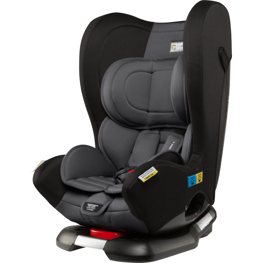 Kompressor 4 Astra Car Seats InfaSecure Grey
