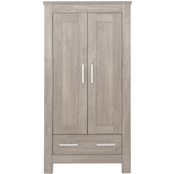 Love N Care Bordeaux Wardrobe - Ash Nursery Furniture Love N Care