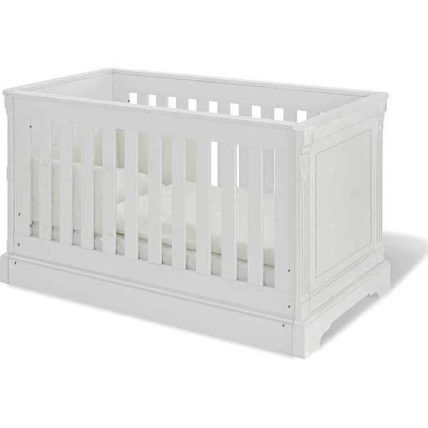 Love N Care Emilia Cot - White Cots Love N Care