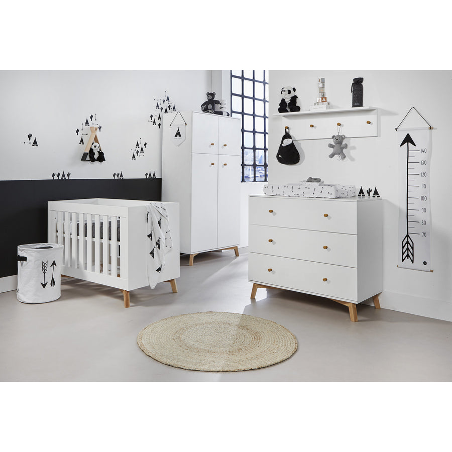 Love N Care Fjord Chest Nursery Furniture Love N Care