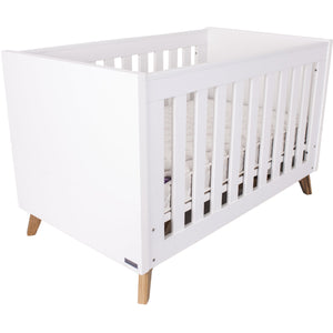 Love N Care Fjord Package - with cot, mattress and chest with changer Nursery Furniture Love N Care