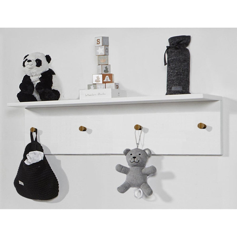 Love N Care Fjord Wallshelf Nursery Furniture Love N Care