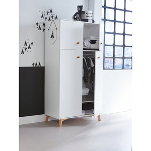 Love N Care Fjord Wardrobe Nursery Furniture Love N Care