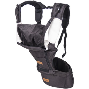Love N Care Hipsta Baby Carrier Baby Carriers Love N Care Black