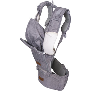 Love N Care Hipsta Baby Carrier Baby Carriers Love N Care Grey