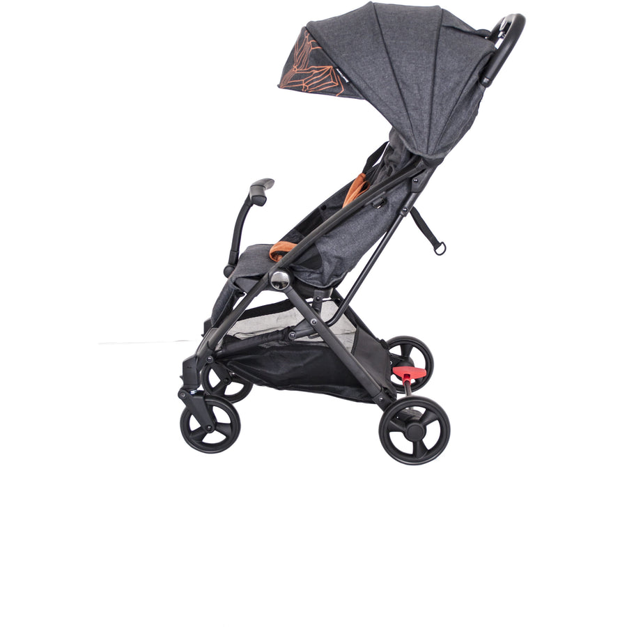Love N Care Lone Rider Stroller Compact Prams Love N Care Peach